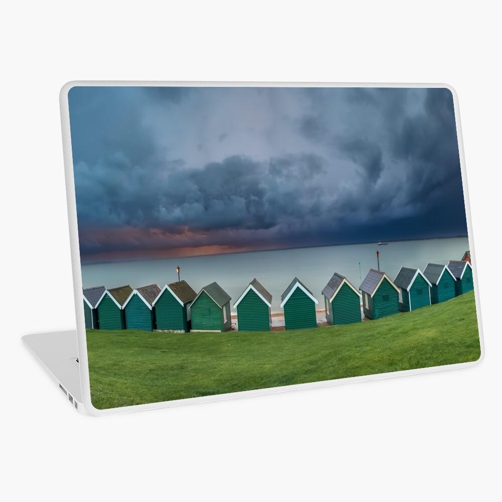 Gurnard Bay Panorama Laptop Skin