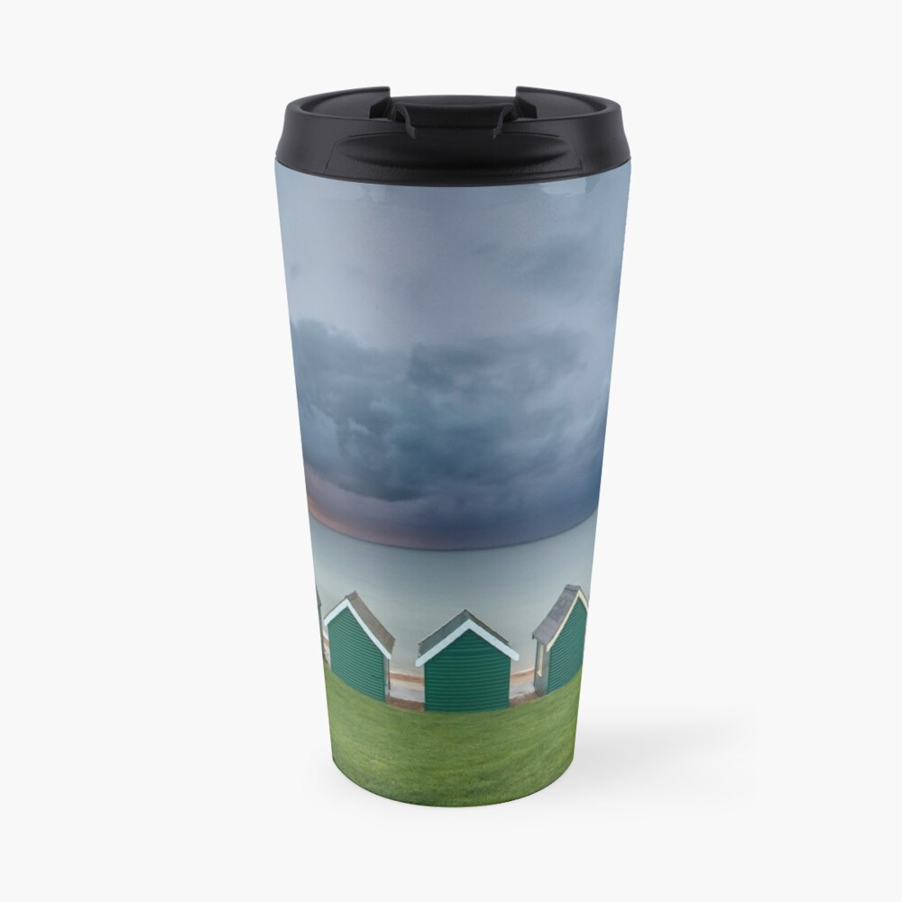 Gurnard Bay Panorama Travel Mug