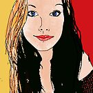 """Digital Amy-lee by Belinda """"BillyLee"""" NYE (Printmaker)"""