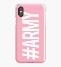 #ARMY Phone Case BTS iPhone Case/Skin