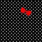 Minnie Drippy Bow by Victoria Thorpe
