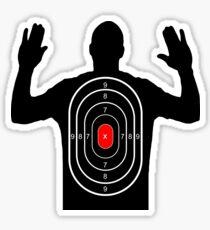 Target Practice Sticker