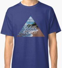 Summer Beach Good vibes  Classic T-Shirt