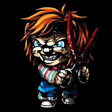 Chucky by Karapuz