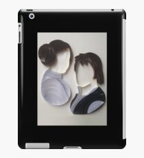 Princess and the smuggler iPad Case/Skin