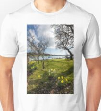 Spring At The Creek Unisex T-Shirt