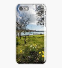 Spring At The Creek iPhone Case/Skin