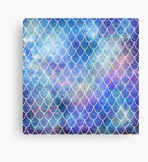 mermaid scales #4 Canvas Print