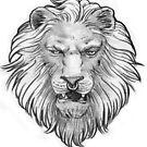 lion by chiaraegabriele