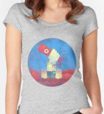 Octopus Wrangler Women's Fitted Scoop T-Shirt