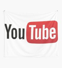 YouTube title Wall Tapestry
