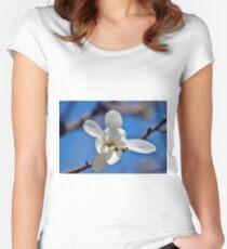 Spring in the Garden III Women's Fitted Scoop T-Shirt