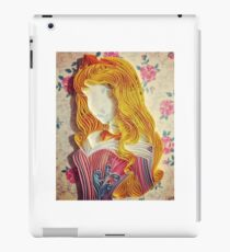 Sleeping princess iPad Case/Skin