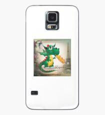Dragon in Paris  Case/Skin for Samsung Galaxy