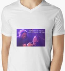 Nathan West and Chyler Leigh T-Shirt