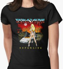 erika jayne Womens Fitted T-Shirt