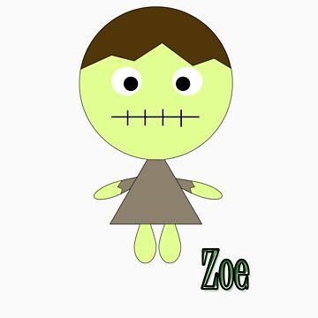 Zoe by fragiledesign
