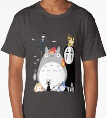 Studio Ghibli Gang Long T-Shirt
