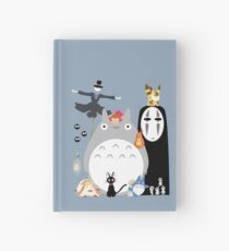Studio Ghibli Gang Hardcover Journal