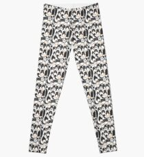 Penguin Party Leggings