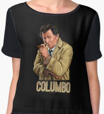 Columbo - TV Series Women's Chiffon Top