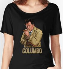 Columbo. TV Series Women's Relaxed Fit T-Shirt