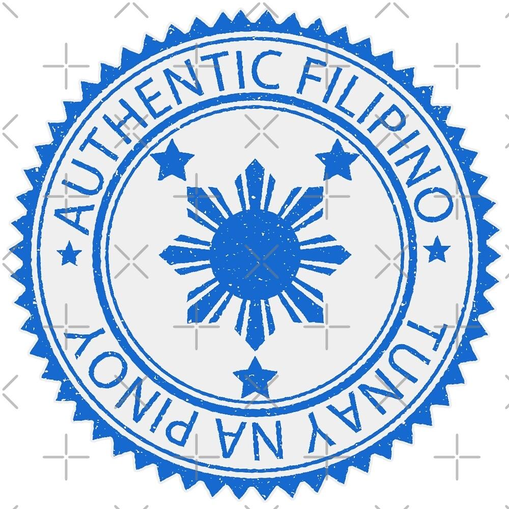 Authentic Filipino by kayve