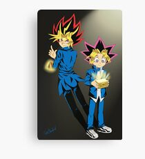 Yu-Gi-Oh ~Beginnings~ Canvas Print