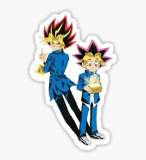 Yu-Gi-Oh ~Beginnings~ Sticker
