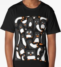 Penguin Party Long T-Shirt
