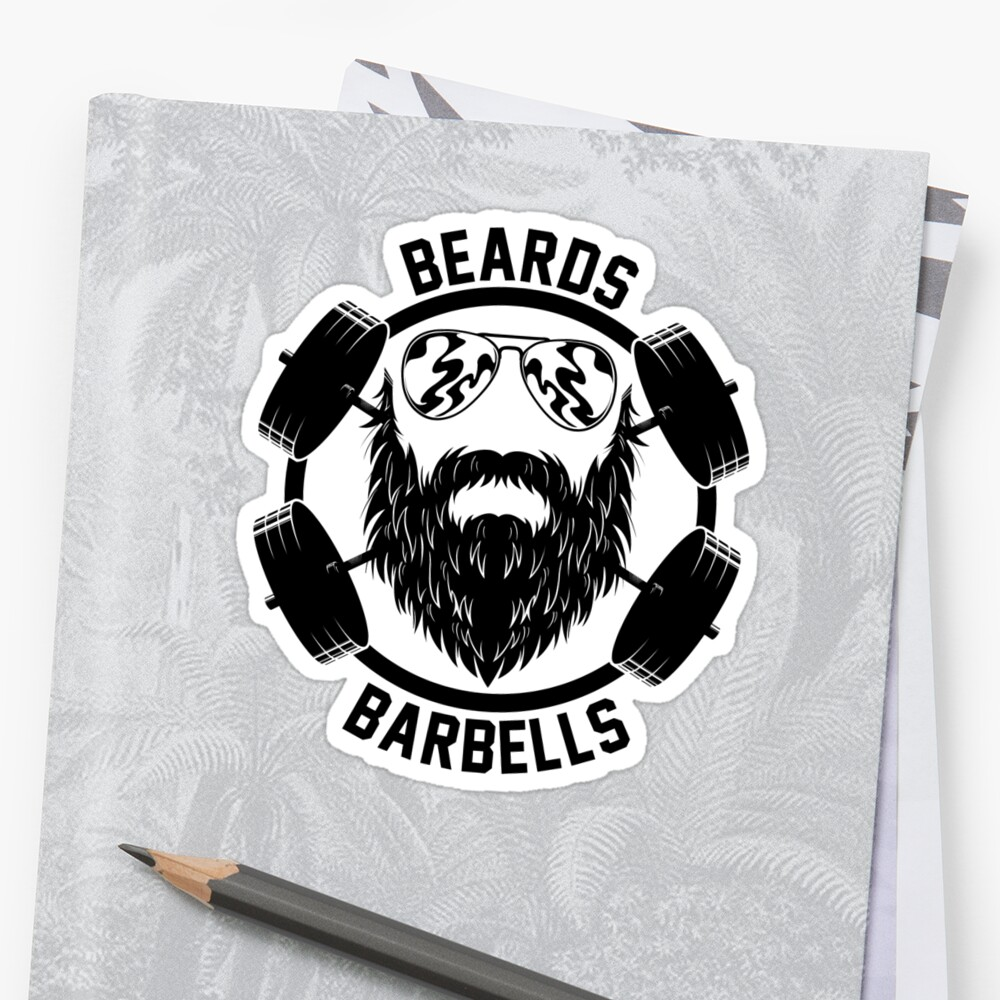 Beards and barbells