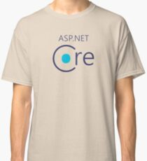 ASP.NET Core Logo Classic T-Shirt