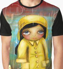 a walk in the rain Graphic T-Shirt