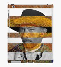 Van Gogh's Self Portrait & Lee Van Cleef iPad Case/Skin