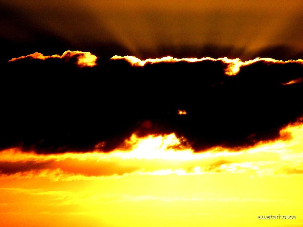 Ray of Light by awaterhouse