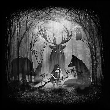 Klassisches Konzert im Wald von 38Sunsets