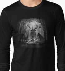 Classical Concerto in the Woods Long Sleeve T-Shirt