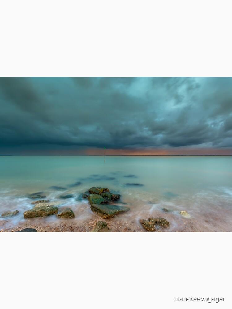 Gurnard Bay Storm by manateevoyager