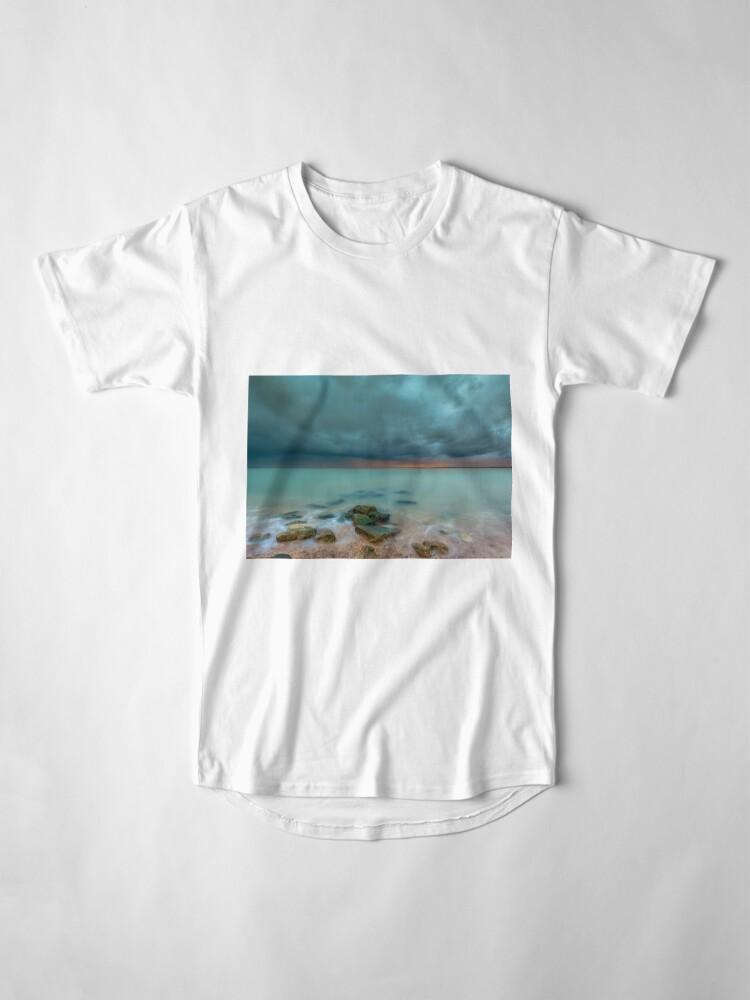 Alternate view of Gurnard Bay Storm Long T-Shirt