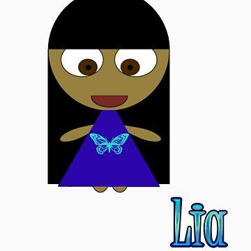 Lia by fragiledesign