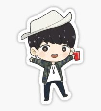 RUN - JK Sticker