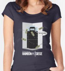 MONTAGNE - Corner Trick Women's Fitted Scoop T-Shirt