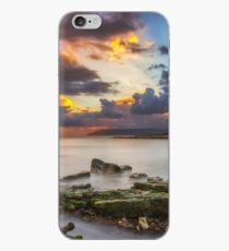 Storm On The Beach iPhone Case