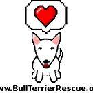 8-Bit Bull Terrier Rescue by BTRI