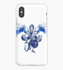 Trishula Dragon of the Ice Barrier iPhone Case