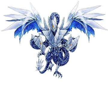 Trishula Dragon of the Ice Barrier by SilverHyozanryu
