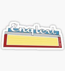 The Englert Sticker