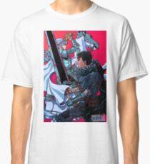 The Black Swordsman versus The White Hawk Classic T-Shirt