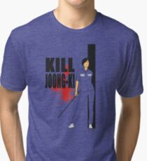 Kill Joong-ki Tri-blend T-Shirt
