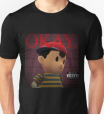 O K A Y: by Ness  Unisex T-Shirt